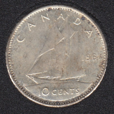 1961 - Canada 10 Cents