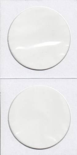 Paquet de 100 Flipettes de carton 2X2 pour les Dollar