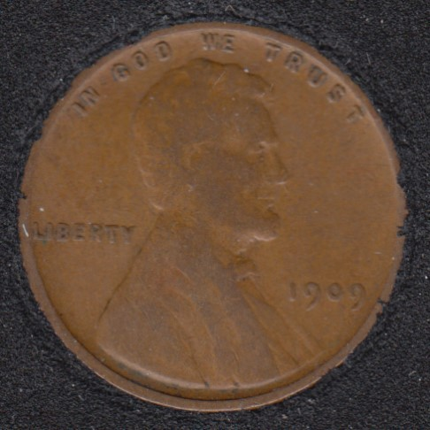 1909 - Lincoln Small Cent