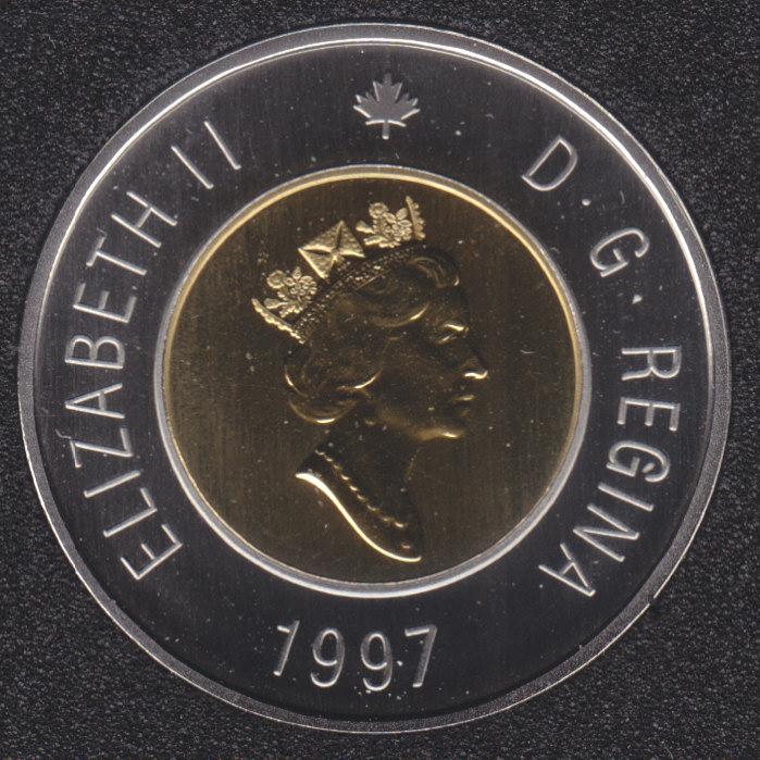 1997 - Specimen - Canada 2 Dollars
