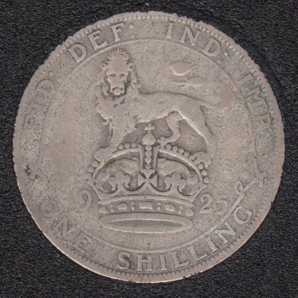 1925 - Shilling - Grande Bretagne