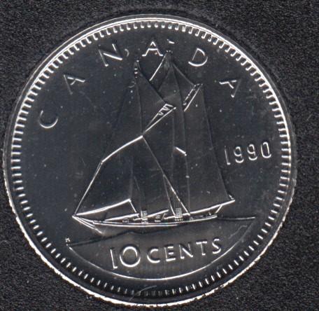 1990 - NBU - Canada 10 Cents