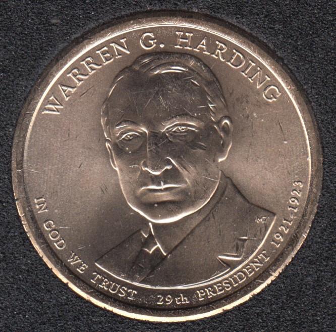2014 P - W.G. Harding - 1$