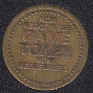 Arcade - Game Token - No Cash Value - Gaming Token