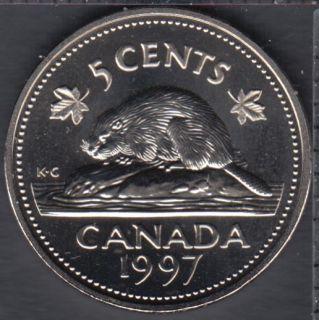 1997 - NBU - Canada 5 Cents