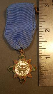 """#87 Quebec: """"MERITE SCOLAIRE""""' Medaille"""