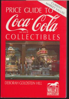 Coca - Cola Collectibles Price Guide 1991