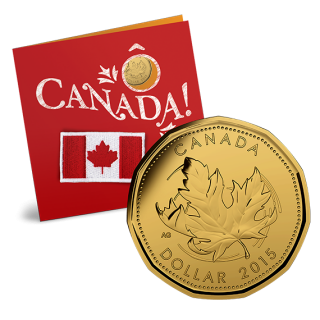 2015 - O Canada Gift Uncirculated Set
