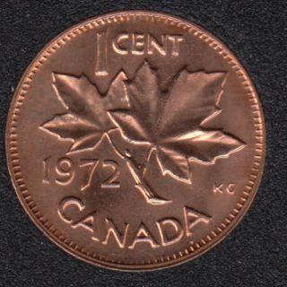 1972 - B.Unc - Canada Cent