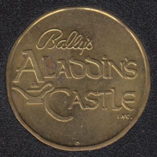 Arcade - Aladdin's Castle - Gaming Token