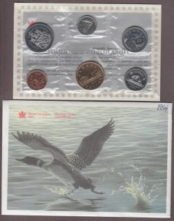 1994 BRILLIANT UNCIRCULATED SET