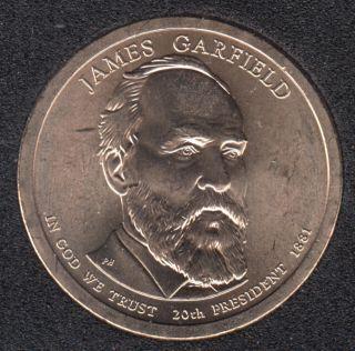 2011 P - J. Garfield - 1$