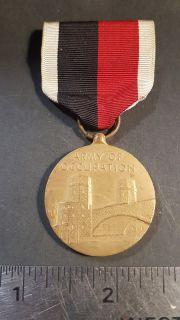 #1-68 1945 WORLD WAR II USA ARMY OF JAPAN OCCUPATION MEDAL