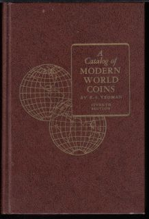 1850 - 1964 - Modern World Coins by R.S. Yeoman - Use