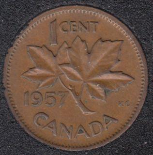 1957 - Canada Cent