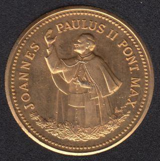 Pope - 1984 - Jean Paul II