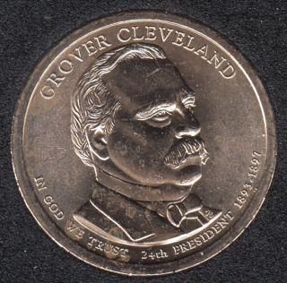 2012 P - G. Cleveland - Second Term - 1$