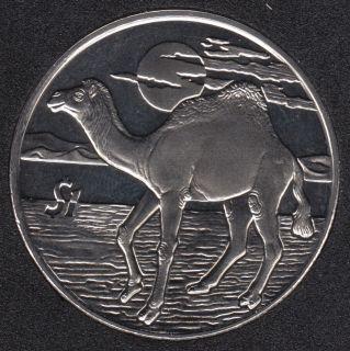 Sierra Leone - 2006 - $1 - Dromedary