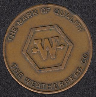 The Weatherhead Co. - Round & Round * She Goes - You Pay - Where She Stops
