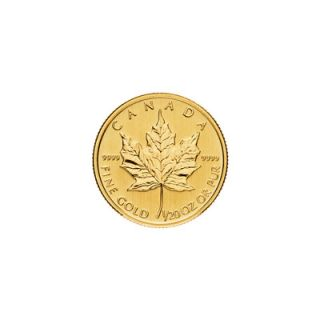 2015 - 1/20 oz Feuille d'Erable Canadienne * TÉLÉPHONE SEULEMENT *