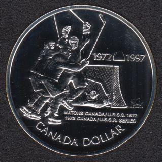 1997 - NBU - Silver - Canada Dollar