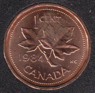 1984 - B.Unc - Canada Cent