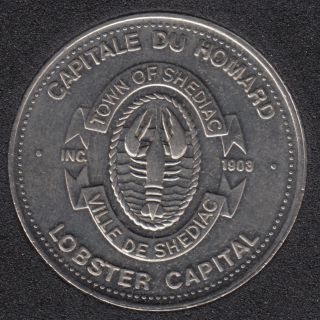 1979 - Shediac Capital du Homard - $1