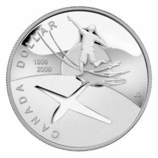 2009 PROOF  SILVER DOLLAR
