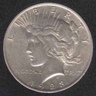 1923 - Peace - Dollar