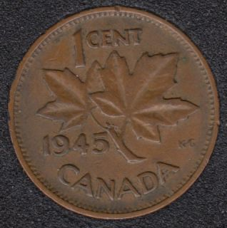 1945 - Filling 9 & A - Canada Cent