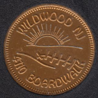 Arcade - Casino - Willwood - Gaming Token