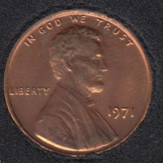 1971 - B.Unc - Lincoln Small Cent