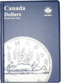 $1.00 Canada Uni-Safe Album (Dollars) Blank