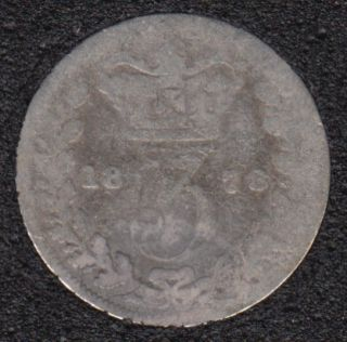 1878 - 3 Pence - Great Britain