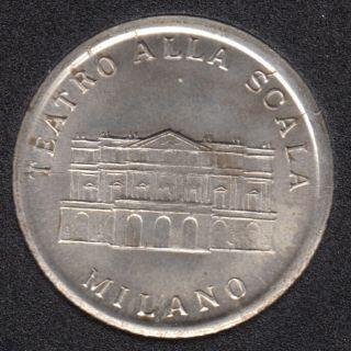 Milano - Teatro Alla Scala - Giuseppe Verdi