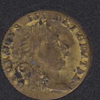 1768 - George III - Gaming Token