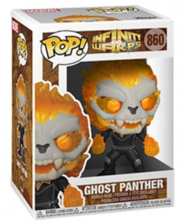 Infinity Warps - Ghost Panther #860 - Funko Pop!