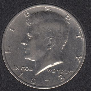 1973 - Kennedy - 50 Cents