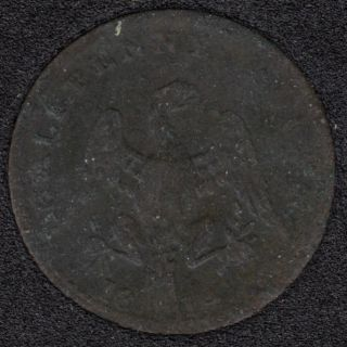 L.C. 1814 Spread Eagle Half Penny Token - LC-54C