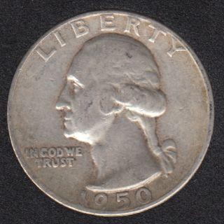 1950 - Washington - 25 Cents