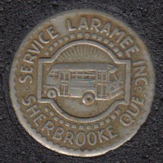 Autobus - Service Laramée - Sherbrooke - Bon Pour un Passage