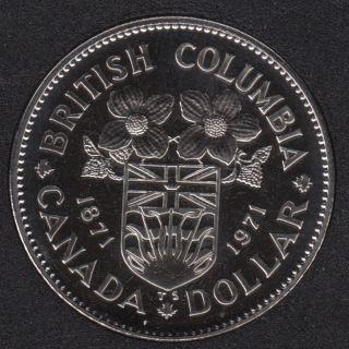 1971 - Proof Like - Nickel - Canada Dollar