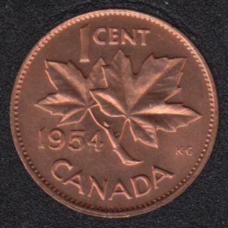 1954 - B.Unc - Canada Cent