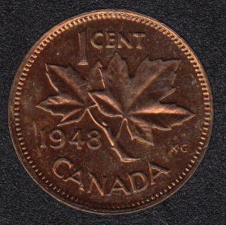 1948 - B.Unc - Canada Cent