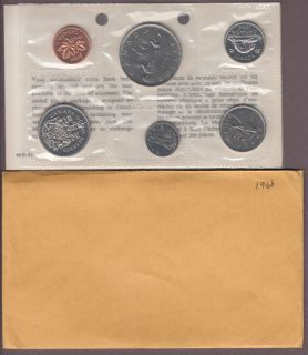 1968 Small Island PROOF LIKE SET