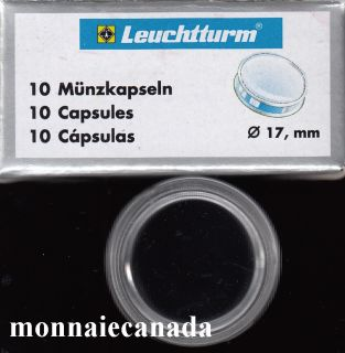 COIN CAPSULES 17MM