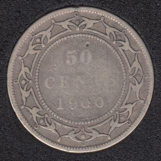 Terre Neuve - 1900 - 50 Cents