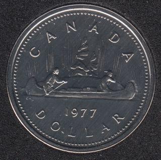 1977 - #2 NBU - Det Jew FWL - Nickel - Canada Dollar