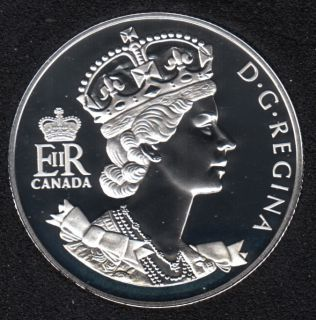 2002 - 1952 - Proof - Argent - Canada 50 Cents