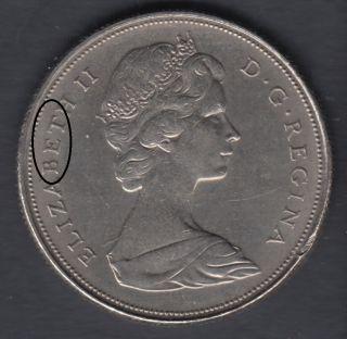 1968 - Die Break - BET Attaché -  - Nickel - Canada Dollar